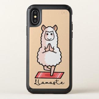 Lllamaste Speck iPhone X Case
