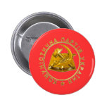 lLogo of the Communist Party of the Ukraine Pin