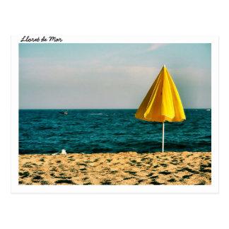 Lloret de Mar, Costa Brava Postcard