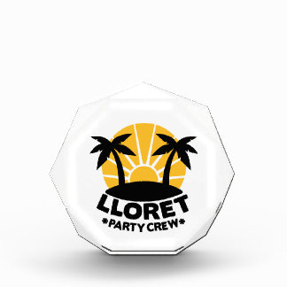 Lloret Party Crew Award