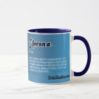 LLorona Mug