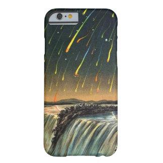 Llover el fuego durante caídas del agua funda de iPhone 6 barely there