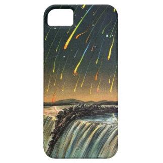 Llover el fuego durante caídas del agua iPhone 5 Case-Mate carcasa