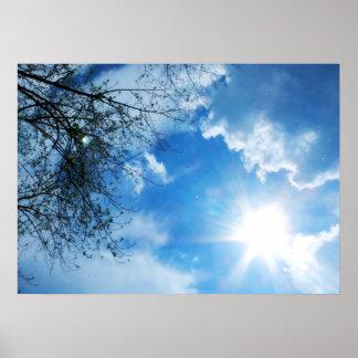 Llover la sol poster