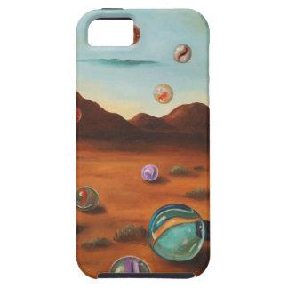 Llover los mármoles iPhone 5 Case-Mate fundas