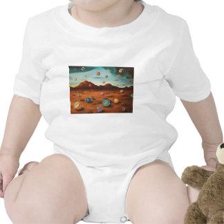 Llover los mármoles trajes de bebé