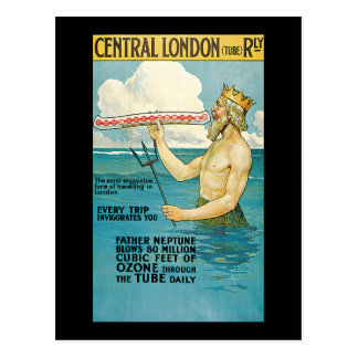 Lloyd Central London Railway Post Cards