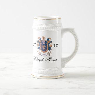 Lloyd contiene la plantilla de la taza (años