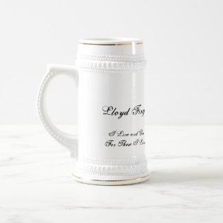 Lloyd contiene la taza (años permitidos)