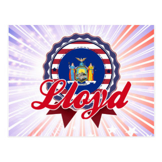 Lloyd, NY Post Card