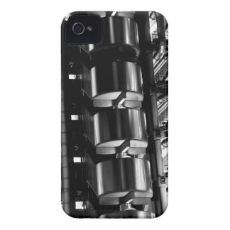 Lloyd s Building London abstract Case-Mate iPhone 4 Cases