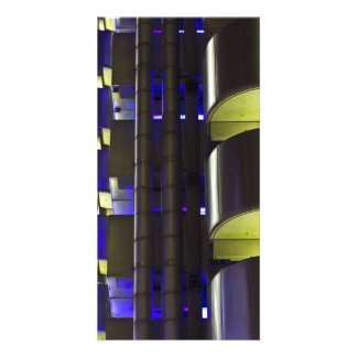 Lloyd s Building London abstract Photo Cards
