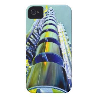 Lloyd s Building London Art iPhone 4 Case-Mate Cases