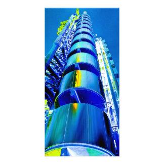 Lloyd s Building London Art Photo Greeting Card