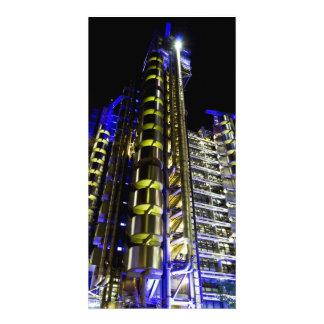 Lloyd s Building London Personalised Photo Card