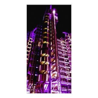 Lloyd s Building London Photo Card