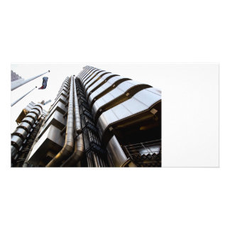 Lloyd s Building London Personalized Photo Card