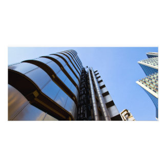 Lloyd s of London building Personalised Photo Card