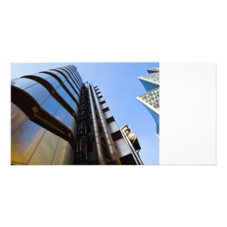 Lloyd s of London building Photo Cards