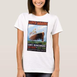 Lloyd Sabaudo Comte Biancamano T-Shirt