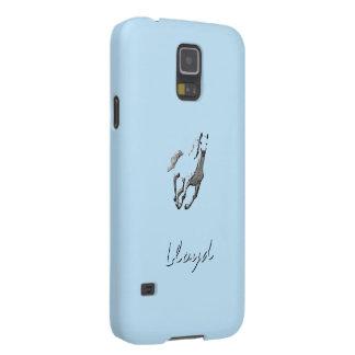 Lloyd Samsung Galaxy case with Wild Horse