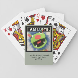 Lloyd-Style Playing Cards