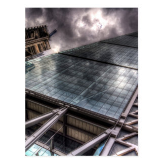 Lloyd's and the Cheese Grater Postcard