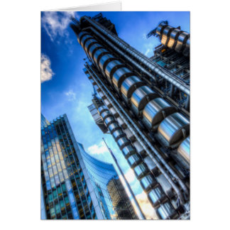 Lloyd's And Willis Group London Cards