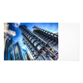 Lloyd's And Willis Group London Card