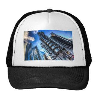 Lloyd's And Willis Group London Trucker Hats