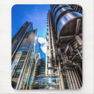 Lloyd's And Willis Group London Mouse Pad