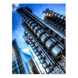Lloyd's And Willis Group London Postcards