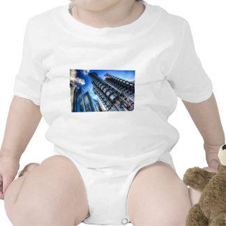 Lloyd's And Willis Group London Baby Bodysuit