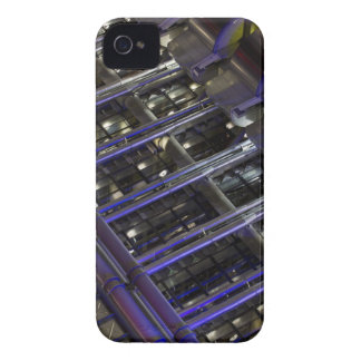 Lloyd's Building London abstract iPhone 4 Cover