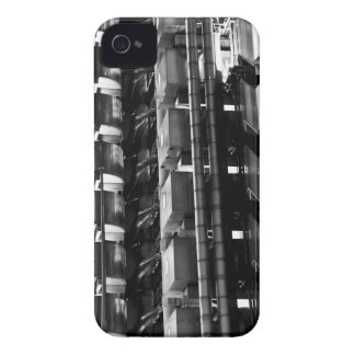 Lloyd's Building London Abstract Case-Mate iPhone 4 Case