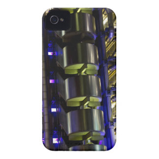 Lloyd's Building London abstract iPhone 4 Case-Mate Case