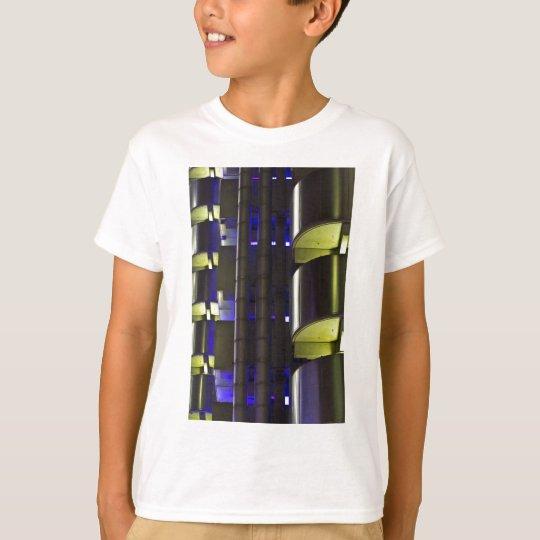 Lloyd's Building London abstract T-Shirt