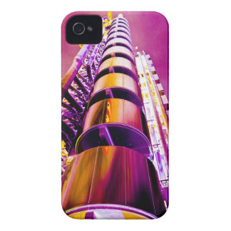 Lloyd's Building London Art iPhone 4 Cases