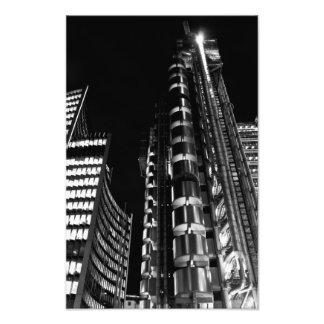 Lloyd's Building London Photographic Print