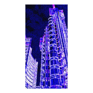 Lloyd's of London And Willis Group art Card