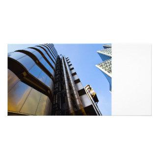 Lloyd's of London building Card