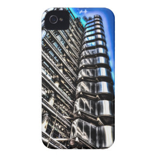 Lloyd's of London Building iPhone 4 Covers