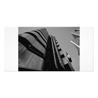 Lloyds of London building Personalized Photo Card