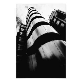 Lloyds Of London Building Photograph