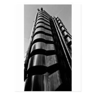 Lloyds que construye Londres Tarjeta Postal