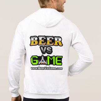 LLP Beer VS Game Hoodie Men
