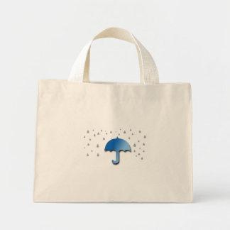 lluvia bolsas