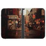 Lluvia - Chinatown - New York City