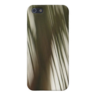 Lluvia de la palma iPhone 5 funda