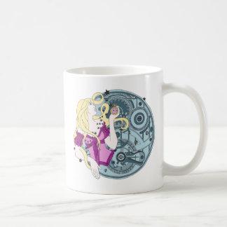 Lluvia de memorias tazas de café